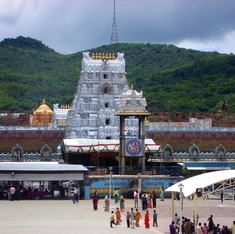 Tirupati temple got Rs 4 crore in old notes as deposits post demonetisation deadline