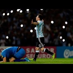 Video: Argentina is currently football's world No. 1 and here's how they got there