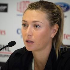 Maria Sharapova says she has tested positive for a performance enhancing drug