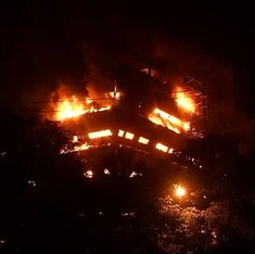 Fire guts National Museum of Natural History in Delhi, Centre orders safety audit of all museums