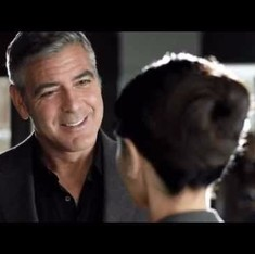 This George Clooney lookalike has got  two coffee companies into a lawsuit