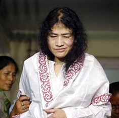 Manipur: Irom Sharmila launches new party People's Resurgence and Justice Alliance