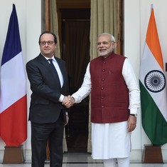 India signs deal to buy 36 Rafale fighter jets from France