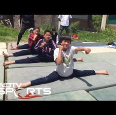 Video: From Kashmir to Italy, this seven-year-old girl has kicked up a storm