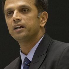 Rahul Dravid rejects honorary doctorate from Bangalore University