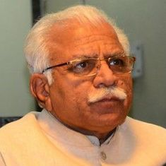 Haryana: New meat shops in residential areas won't get licence, says Chief Minister ML Khattar