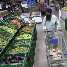 India's retail inflation rate drops to 2.18%, the lowest since 2012