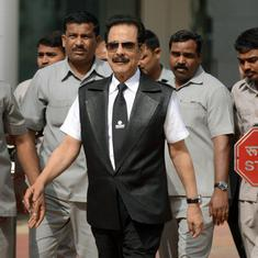 Supreme Court suspends auction of Sahara Group's Aamby Valley due to lack of prospective buyers