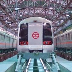 Delhi Metro train evacuated at Rajiv Chowk Station after sparks in AC vent