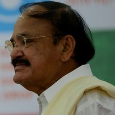 Centre does not support MNS' proposal asking for donations to cast Pakistani actors: Venkaiah Naidu