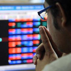 विदेशी निवेशकों ने सिर्फ चार दिन में भारत से करीब दस हजार करोड़ रुपये निकाले