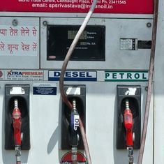 Petrol price increased by Rs 1.29/litre, diesel up by 97 paise