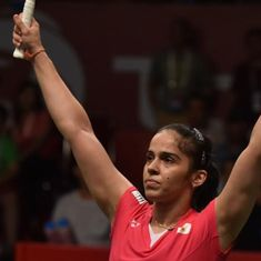 Denmark Open: Saina Nehwal stuns Olympic champion Carolina Marin in straight games