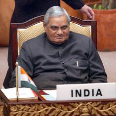 Atal Bihari Vajpayee's condition is stable, will continue treatment: AIIMS