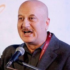 Anupam Kher's Twitter account briefly deactivated after being hacked