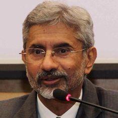 Tata Sons names former Foreign Secretary S Jaishankar president of global corporate affairs