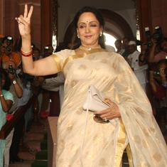 'I can become a chief minister in a minute if I want to,' says BJP MP Hema Malini