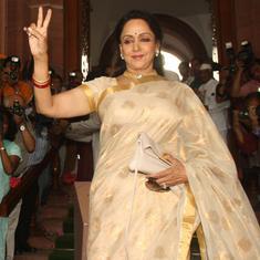 BJP makes Hema Malini dance for votes, Congress minister says in response to Priyanka Gandhi remarks