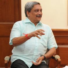Manohar Parrikar thanks Congress' Digvijaya Singh for BJP's victory in Goa