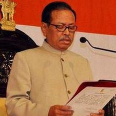 Arunachal Pradesh Governor JP Rajkhowa says he has been asked to resign on 'health grounds'