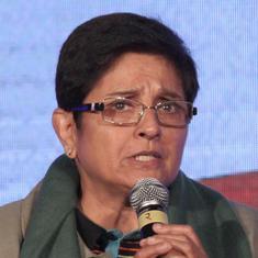 पुडुचेरी : जब उपराज्यपाल किरण बेदी और एक विधायक की मंच पर ही नोकझोंक हुई