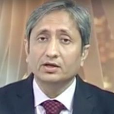 Watch: NDTV's Ravish Kumar delivers a scathing message on backdoor attempts to muzzle press freedom