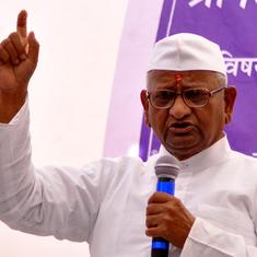 Anna Hazare to sit on indefinite hunger strike, says Lokpal would have prevented 'Rafale scam'