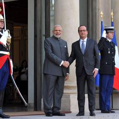 No, French ex-President Hollande did not deny his Rafale remarks to AFP: Here's what he said