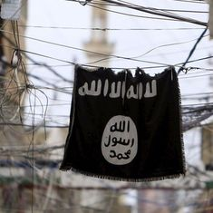 Islamic State claims an Indian suicide bomber killed several people in Syria's Raqqa