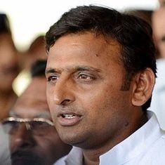 Uttar Pradesh: Supporters declare CM Akhilesh Yadav Samajwadi Party national president
