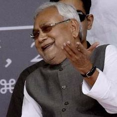 Bihar Chief Minister Nitish Kumar quashes rumours of alliance with BJP