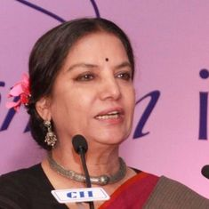 'Padmavati' row: Shabana Azmi asks film industry to boycott IFFI in protest against threats