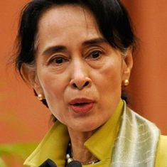 Aung San Suu Kyi avoided discussion on alleged rape of Rohingya women, says UN envoy: The Guardian