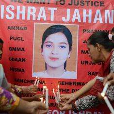 Ishrat Jahan fake encounter case: CBI court rejects discharge pleas of two former police officers