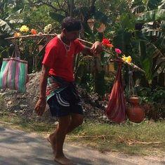 बंगाल की एक अपनी कांवड़ यात्रा जिसके बारे में ज्यादातर बंगालियों को भी नहीं पता!
