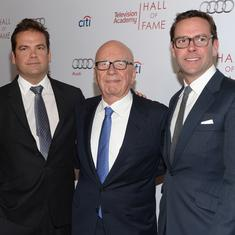 What Fox's Sky takeover suggests about the succession saga in the Murdoch family