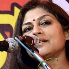 BJP's Roopa Ganguly nominated for Rajya Sabha seat vacated by former MP Navjot Singh Sidhu