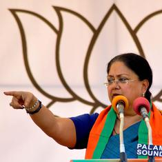 Vasundhara Raje has fought many battles alone, but will need Modi magic (and more) in coming polls