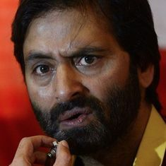 J&K: Separatist leader Yasin Malik detained, Mirwaiz Umar Farooq placed under house arrest
