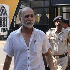 Goa court postpones hearing in Tarun Tejpal rape case to March 15: The Hindu