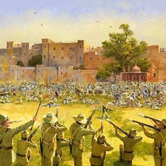 From Haifa to Jallianwallah Bagh: Celebrating the Raj's military history will open a can of worms
