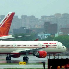 Air India cabin crew member arrested for carrying marijuana in a meal service cart on board a flight