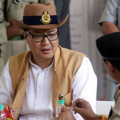 The big news: Kiren Rijiju says Arunachal scam allegation was planted news, and 9 other top stories