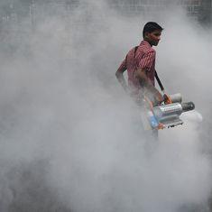 Delhi authorities not interested in handling chikungunya and dengue menace, says Supreme Court