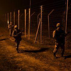 पाकिस्तान सीमा पर दीवार बनाने का प्रस्ताव ठंडे बस्ते में डाले जाने सहित आज के सबसे बड़े समाचार