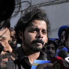 BCCI opposes Sreesanth's plea seeking relaxation of life ban to play County cricket