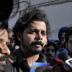 'No revocation of life ban': BCCI tells tainted cricketer S Sreesanth