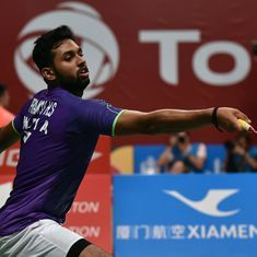 India's Badminton Asia Mixed Team Championships campaign ends after narrow loss to Thailand