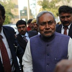 Squeezed between the BJP and RJD, Nitish Kumar rolls the dice with no clear endgame