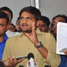 Ready to surrender, but movement will go on even if I am in jail, Hardik Patel tells NDTV